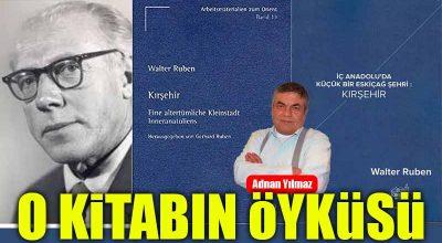 O Kitabın Öyküsü ; İç Anadolu'da Küçük Bir Eskiçağ Şehri-K I R Ş E H İ R