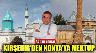 Kırşehir'den Konya'ya Mektup