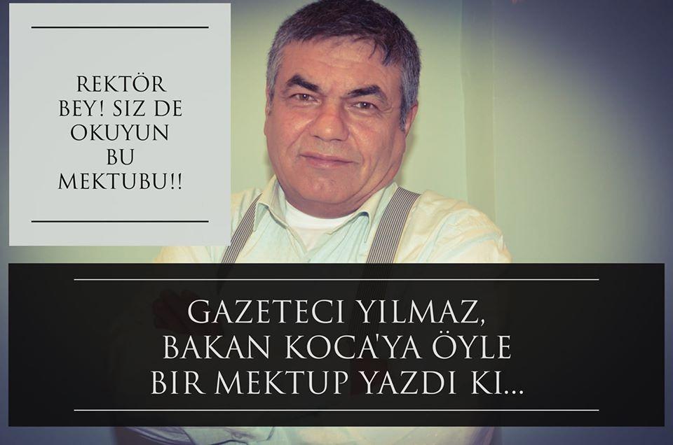 Sağlık Bakanımıza!
