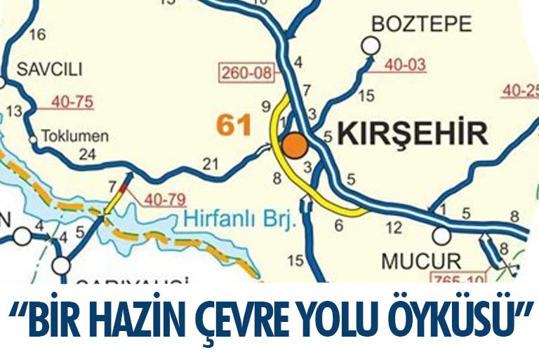 """""""BİR HAZİN ÇEVRE YOLU ÖYKÜSÜ"""""""