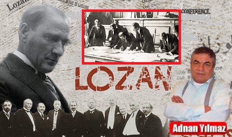 """""""Sevr Antlaşması""""nın Sonunu Getiren ve Türklere Anadolu'yu Ebedi Yurt Yapan Bir Antlaşma:  LOZAN"""